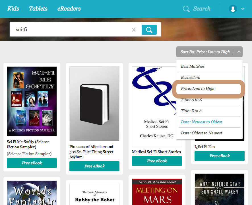 FREE EBOOKS TO FOR KOBO BOOKS PDF