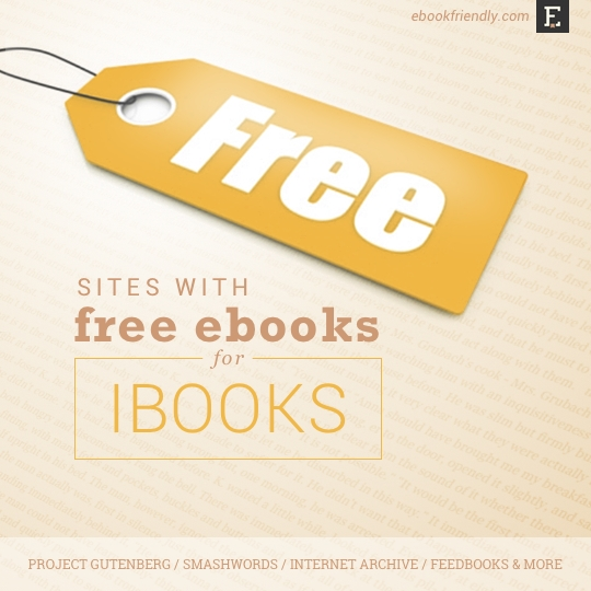 60 best websites to download free epub and pdf ebooks.