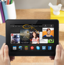 Kindle Fire HDX International