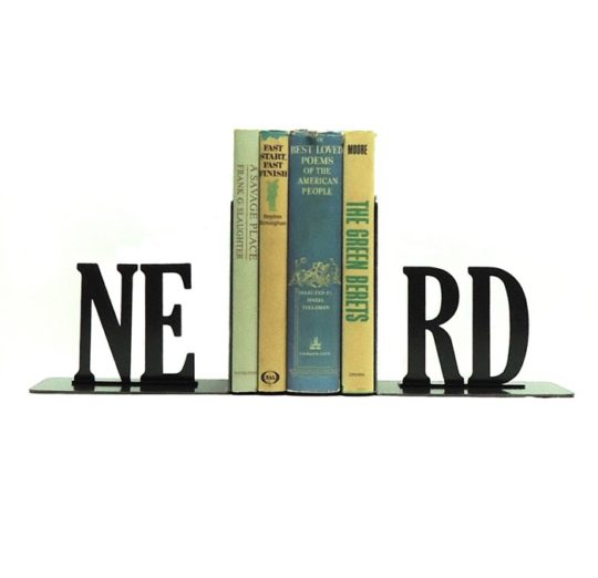 Knob Creek Metal Arts - Nerd bookends