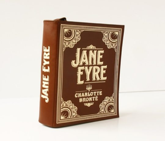 Kru Kru Studio - Jane Eyre book bag