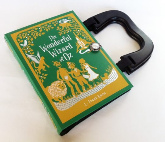 Novelty Creations - The Wonderful Wizard of Oz book purse