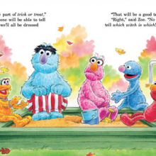 Sesame Street launches in the iBooks Store