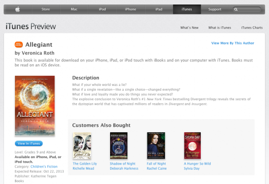 4 ways to browse iBooks Store without iPad