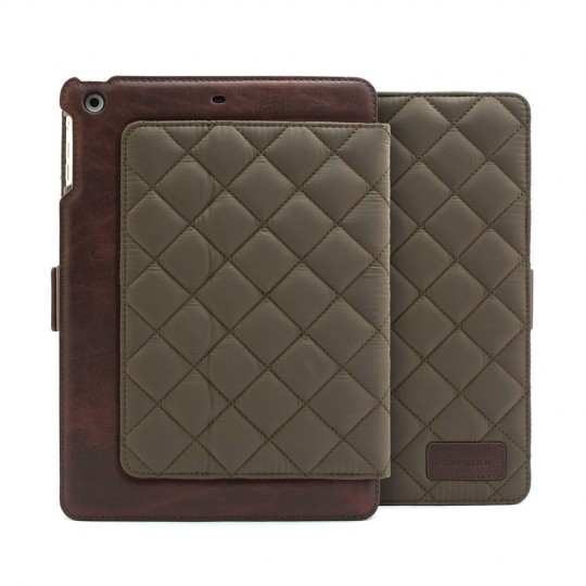 Barbour iPad Air Cover - Quilted Collection