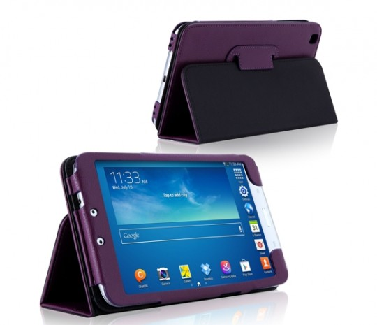 CaseCrown Duzign Trace Samsung Galaxy Tab 3 8.0 Case Folio