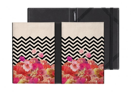 Caseable Chevron Flora II Case for Acer Iconia Tab 7