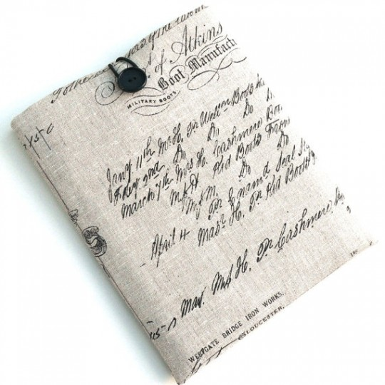 In Style Living French Linen Kobo Mini Cover
