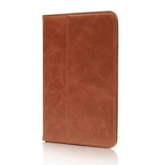 "KAVAJ ""Berlin"" iPad mini Retina Case in Cognac"