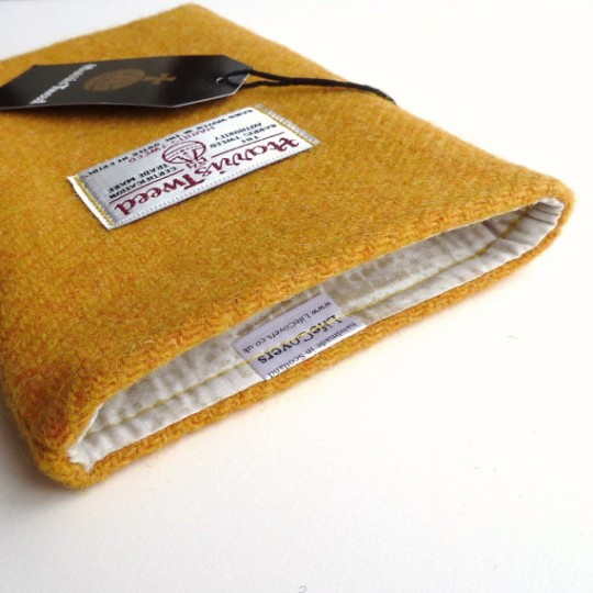 Life Covers Harris Tweed Sleeve