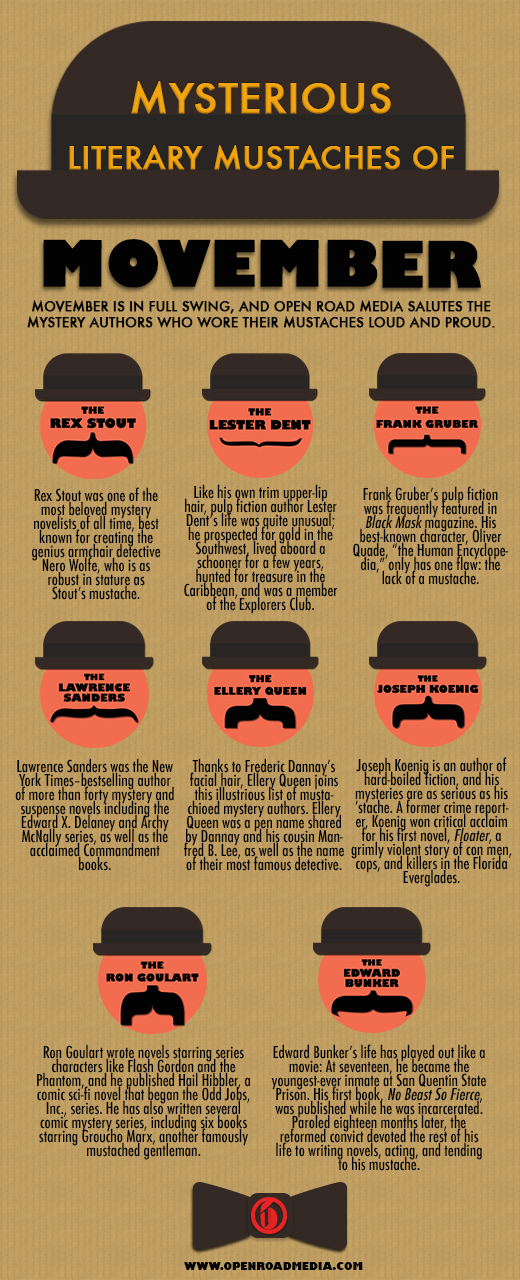 Mustaches of Movember