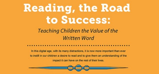 Reading is the road to success