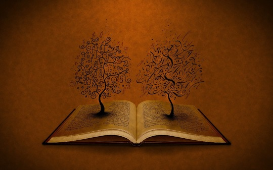 Trees on a Book