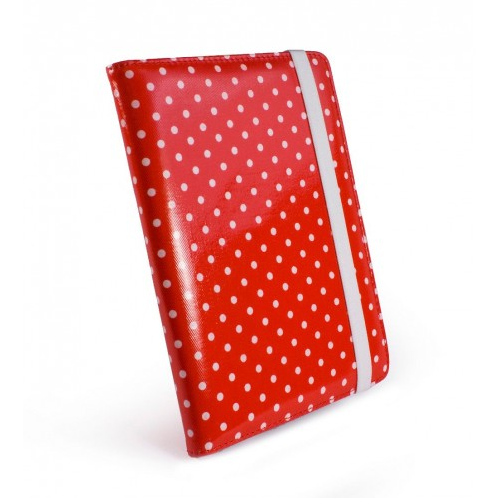 Tuff-Luv Slim Fabric Case Cover for Nook