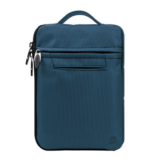 eBigValue Blue Mighty Nylon Jacket Bag for Nook Simple Touch