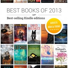 Best Kindle books of 2013