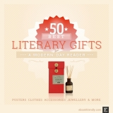 50 best literary gifts for a modern-day book lover