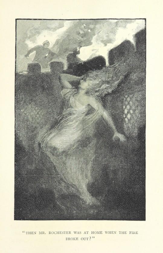 Jane Eyre - Charlotte Brontë - free image 3