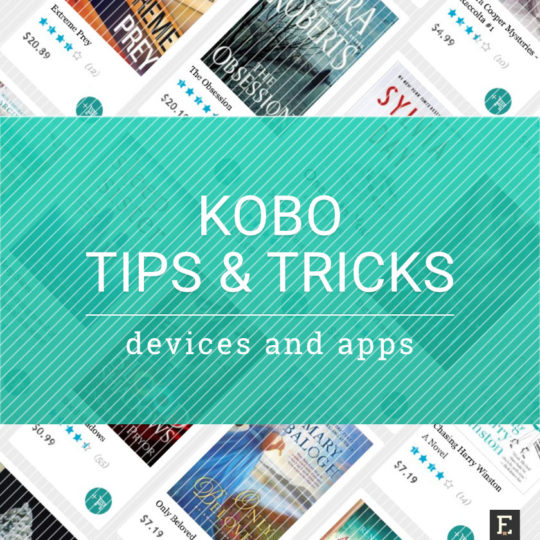Kobo issues 4. 5 firmware update for all of their e-readers.