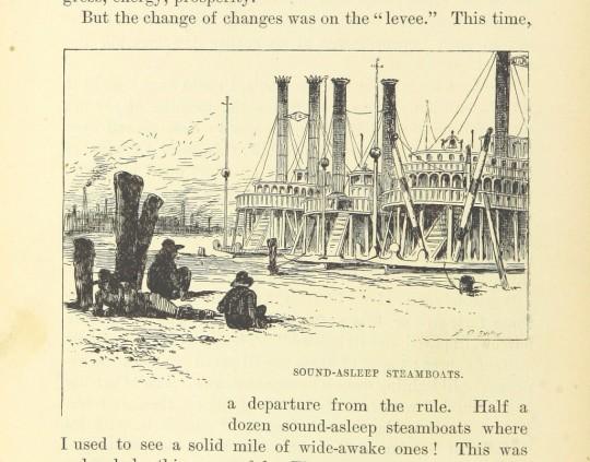 Life on the Mississippi - Mark Twain - free image 4