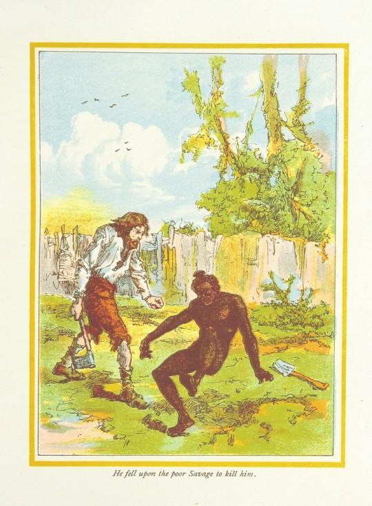 The Adventures of Robinson Crusoe - Daniel Defoe - free image 2