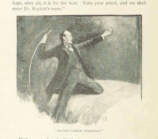 The Adventures of Sherlock Holmes - Arthur Conan Doyle - free image 1