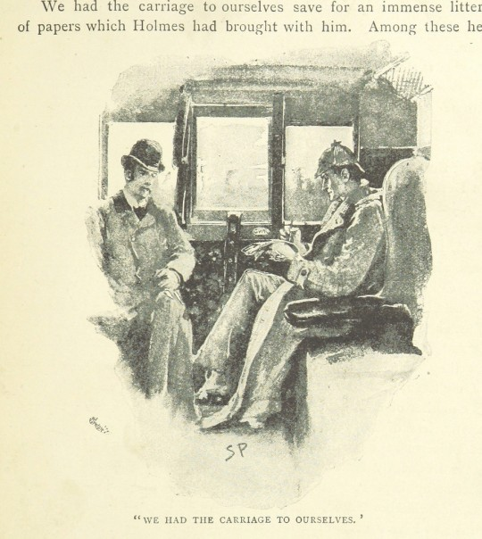 The Adventures of Sherlock Holmes - Arthur Conan Doyle - free image 2