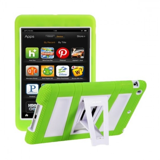 20 heavy-duty Kindle and Fire covers and sleeves