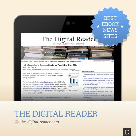 Best Ebook News Sites