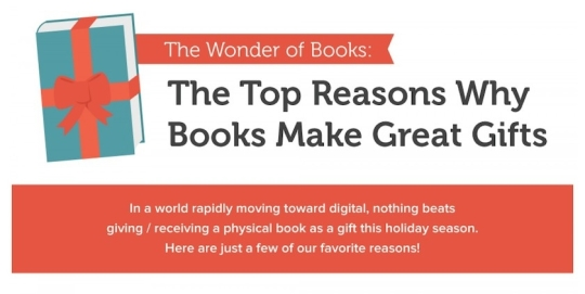 Books make great gifts - thumb