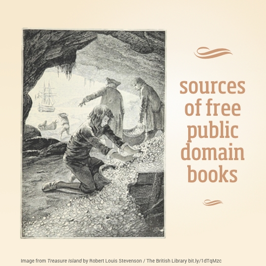Free public domain books