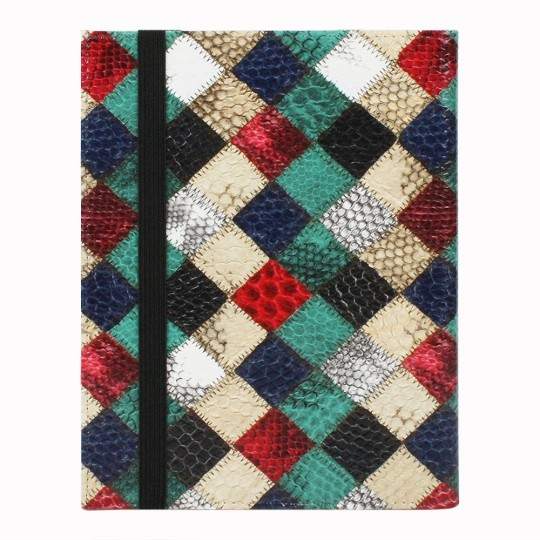 JAVOedge Quilt Print Case for Kobo Glo and Kobo Glo HD