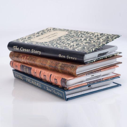 Marston Bindery Vintage Book Kobo Glo Case