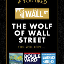 If you liked the Wolf of Wall Street, you'll like these books