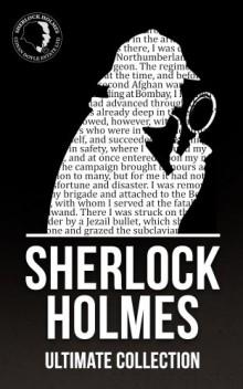 Sherlock Holmes - The Ultimate Collection - Arthur Conan Doyle