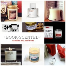 Best book-scented candles and perfumes