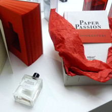 Book smell - Paper Passion perfume by Geza Schoen and Gerhard Steidl - picture 3