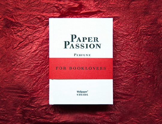 30 book scented perfumes and candles paper passion perfume by geza schoen and gerhard steidl fandeluxe Document