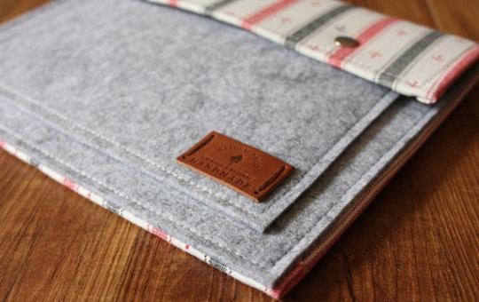 Magoda Natural Felt Samsung Galaxy Tab Sleeve