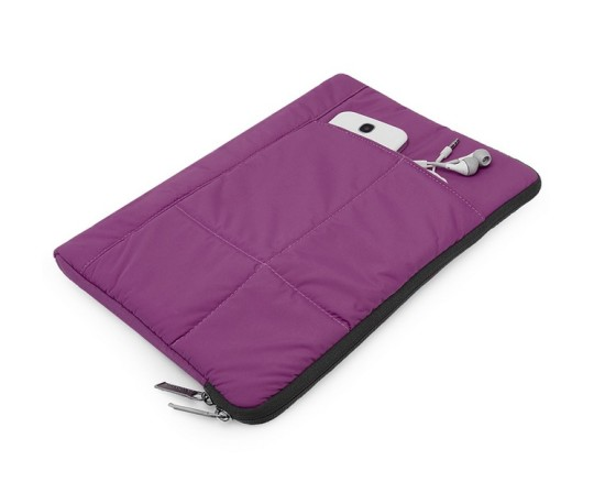 VanGoddy Pillow Edition Quilted Sleeve for Samsung Galaxy Tab 4 10.1