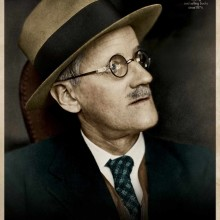 Ads for books - Almost as good as new - James Joyce