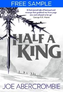 Half a King - Joe Abercombie