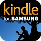Kindle for Samsung logo