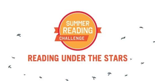 Scholastic Summer Reading Challenge 2014