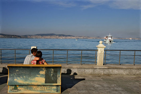 Book benches in Istanbul - picture 7