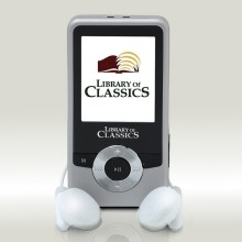 MP3 player with over 100 classic audiobooks