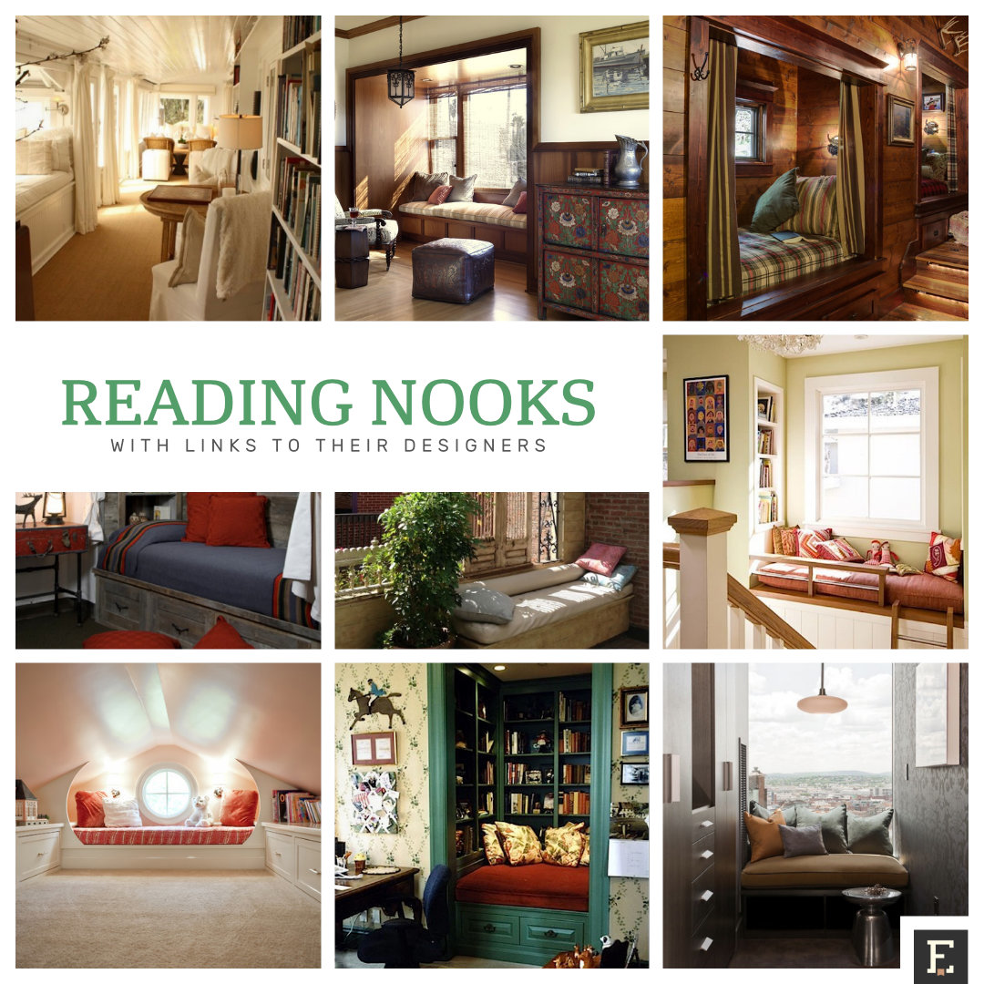 Most Creative Flooring Ideas For Your Modern Home: 30 Most Beautiful Reading Nooks