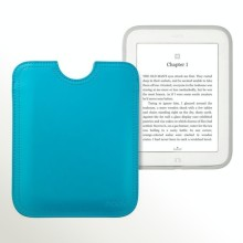 Nook GlowLight Dessin Leather Sleeve