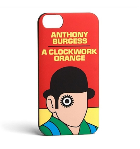 Out of Print u0026quot;A Clockwork Orangeu0026quot; iPhone 5/5S Case
