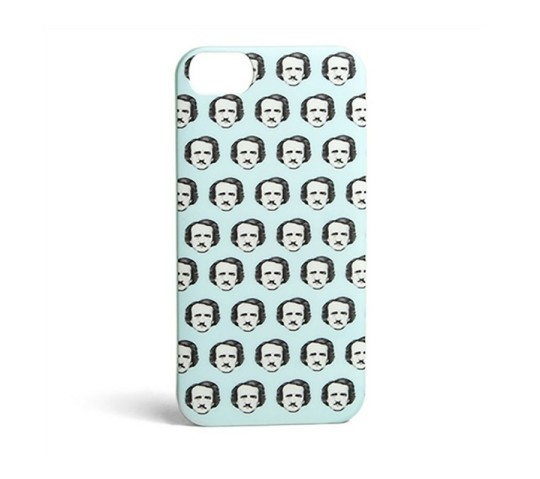 Out of Print Poe-ka Dots iPhone Case